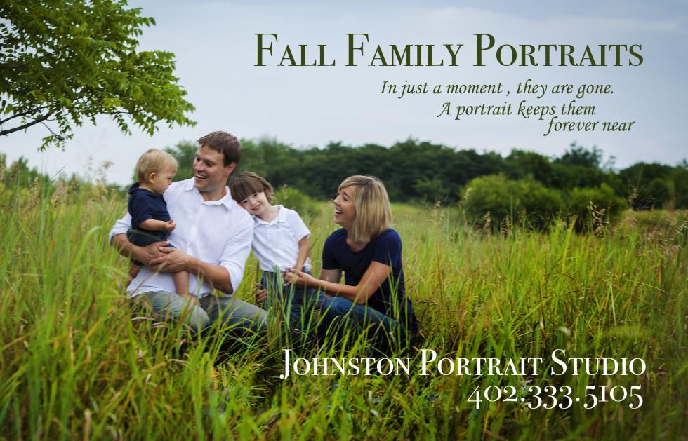 Johnston Studio Family Portraits